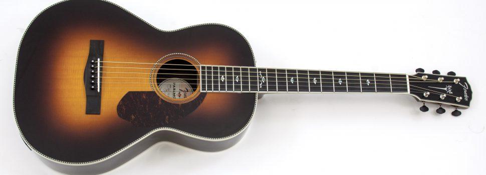 Fender Paramount PM2 Deluxe SB