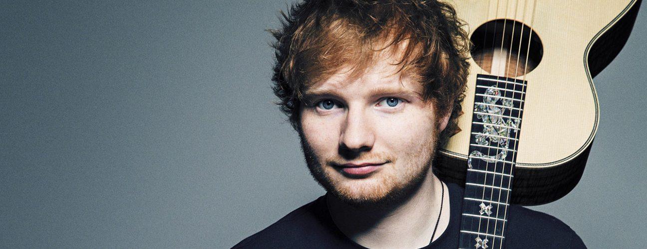 Ed Sheeran : guitariste au grand cœur