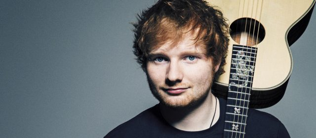 Ed Sheeran : guitariste au grand cœur