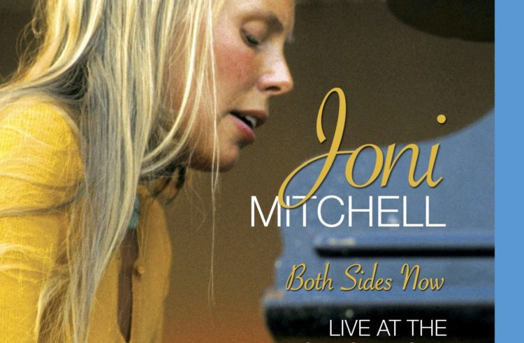 JONI MITCHELL : Live At The Isle Of Wight Festival 1970