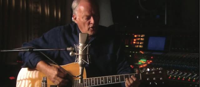 David Gilmour vend plus de 120 guitares aux enchères