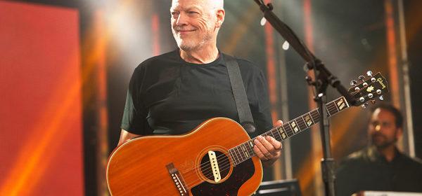 David Gilmour fait don de 21 millions de dollars à ClientEarth