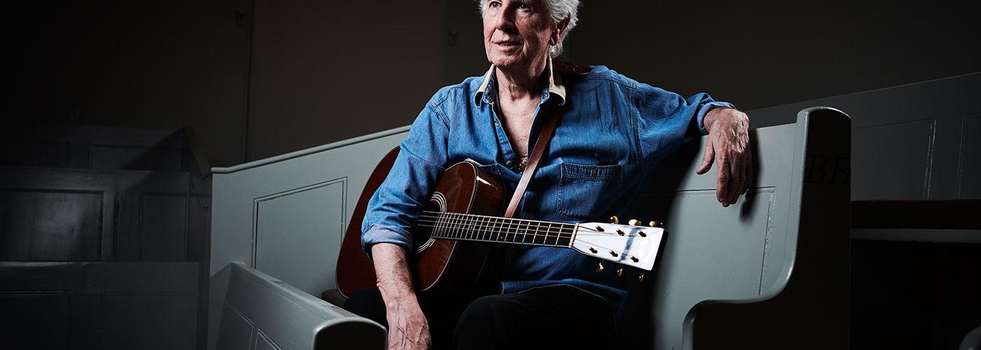 Graham Nash se déleste de 19 guitares historiques