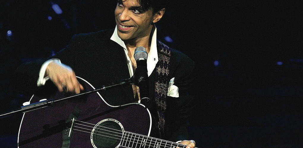 Prince en acoustique