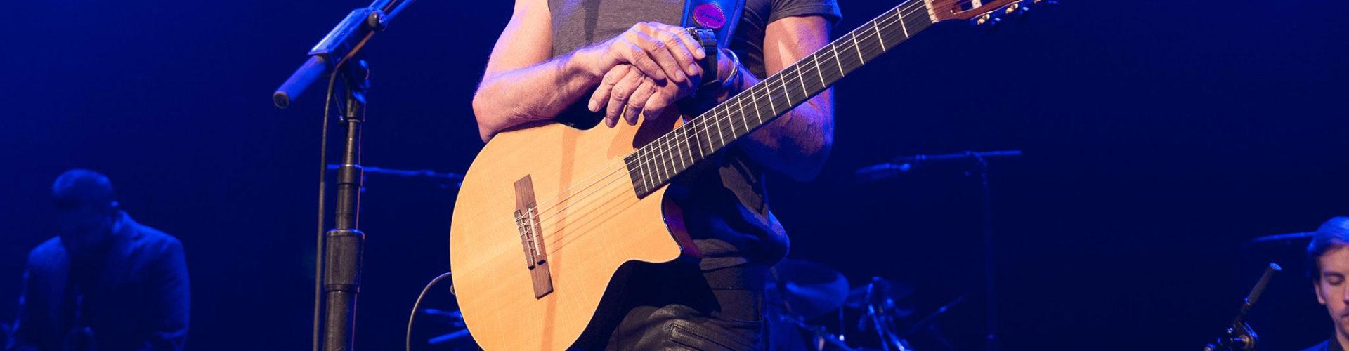 Sting : La vie de château